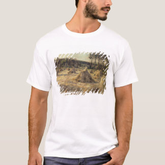 Haystacks in Sunset, 1906 T-Shirt