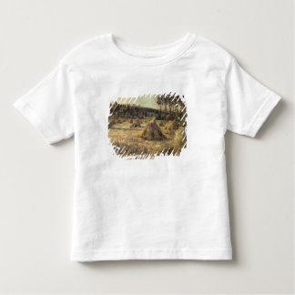 Haystacks in Sunset, 1906 Toddler T-shirt