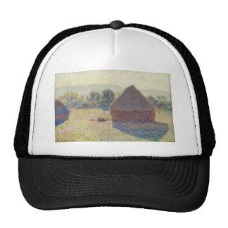 Haystacks in the Sunlight, Midday (1890) Trucker Hat