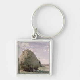 Haystacks Keychain