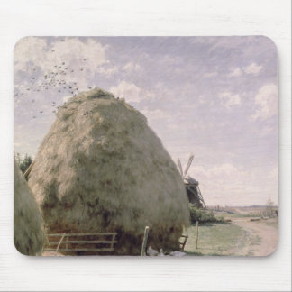 Haystacks Mouse Pads