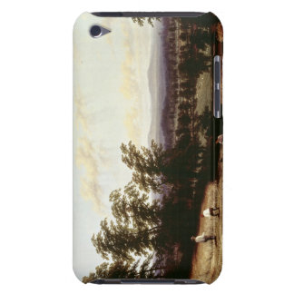 Haystacks near a River, near Harford, Warwickshire iPod Touch Case