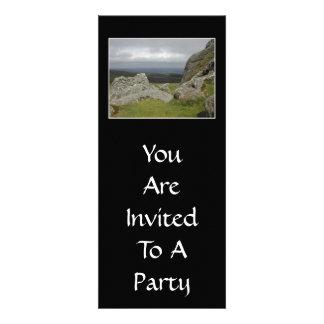 Haytor Rocas en Devon Inglaterra Comunicados