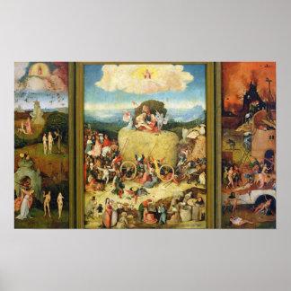 Haywain, 1515 impresiones