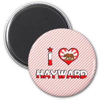Hayward, CA Refrigerator Magnets
