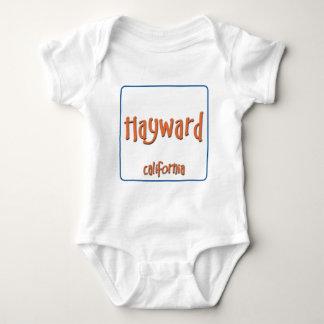 Hayward California BlueBox Baby Bodysuit