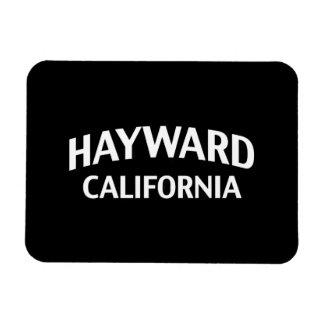 Hayward California Vinyl Magnets