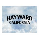 Hayward California Tarjetas Postales