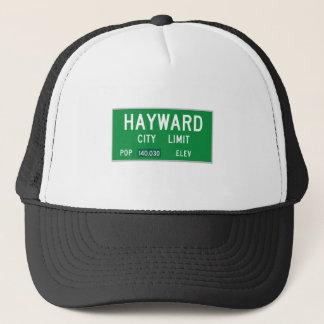Hayward City Limits Trucker Hat