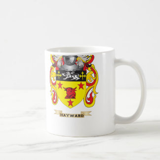 Hayward Coat of Arms (Family Crest) Classic White Coffee Mug