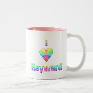 Hayward -- Pastels Two-Tone Coffee Mug