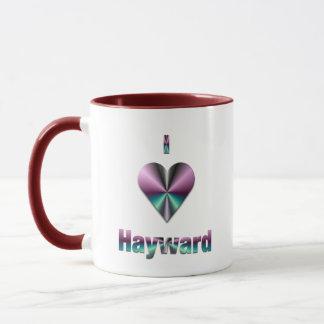 Hayward -- Purple & Turquoise Mug