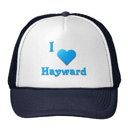 Hayward -- Sky Blue Trucker Hat