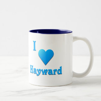 Hayward -- Sky Blue Two-Tone Coffee Mug