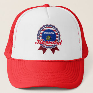 Hayward, WI Trucker Hat