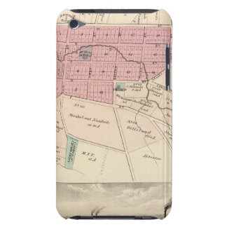 Haywards, Crist tannery iPod Touch Cover
