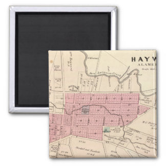 Haywards, Crist tannery Magnets