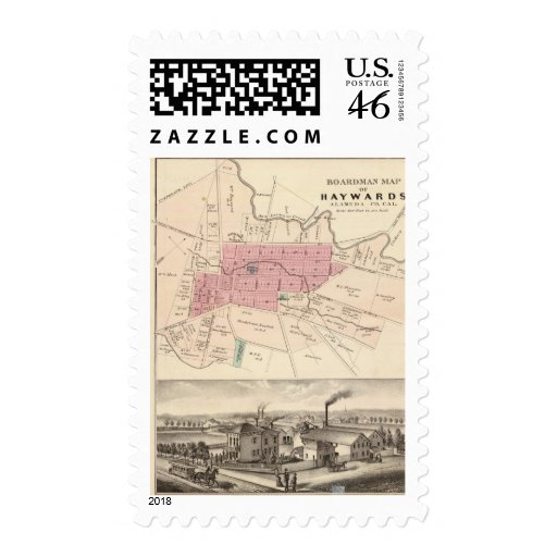 Haywards, Crist tannery Postage Stamp