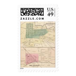 Haywards, San Lorenzo Stamp