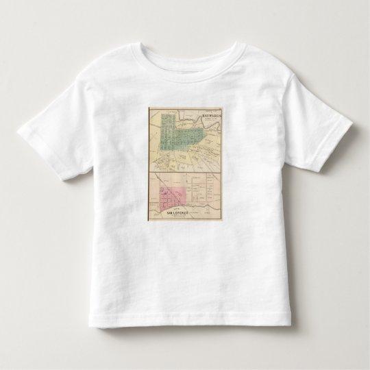 Haywards, San Lorenzo Toddler T-shirt