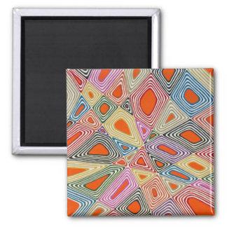 Haywire in Orange Magnet