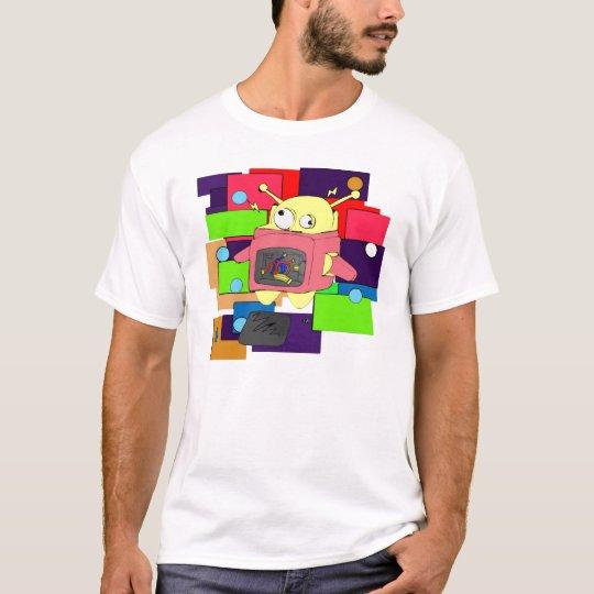 Haywire Yellow T-Shirt