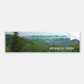 Haywood-Montaña-Pase por alto,           absoluteg Etiqueta De Parachoque