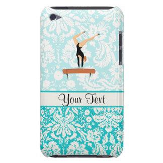 Haz de balanza de la gimnasia iPod touch Case-Mate fundas
