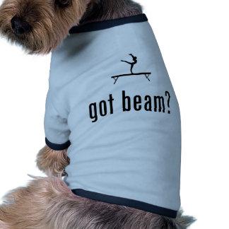 Haz de balanza camisetas de perrito