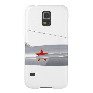 Haz de leña del Mig 15 Carcasa De Galaxy S5