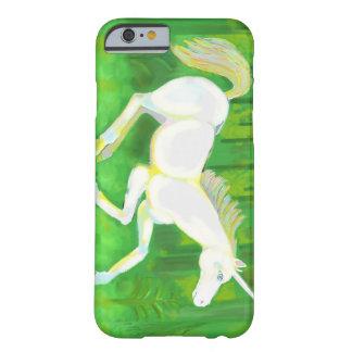 Hazaña del unicornio iPhone/iPad/Samsung etc. Funda Para iPhone 6 Barely There