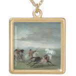 Hazañas del Comanche de la equitación marcial, 183 Joyería