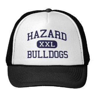 Hazard - Bulldogs - High School - Hazard Kentucky Trucker Hat