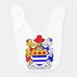 Hazard Coat of Arms I Baby Bibs