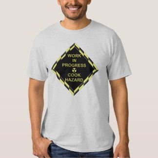 hazard cook tee shirt