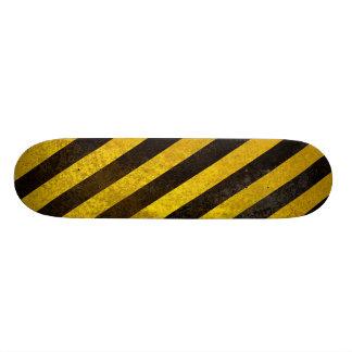 hazard skateboard