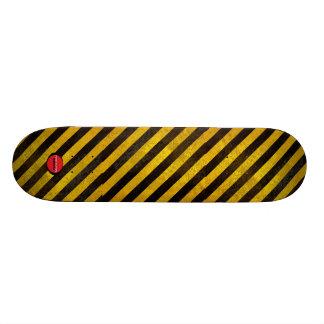 Hazard Skateboard by Troy Taylor PPMAG
