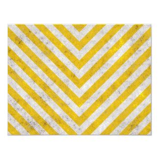 Hazard Striped Card