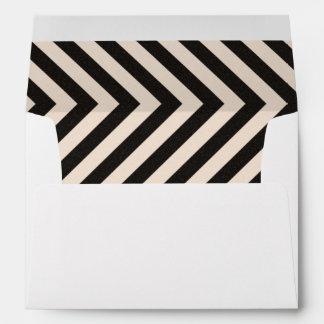 Hazard Stripes Envelope