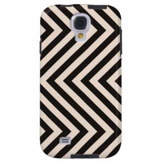 Hazard Stripes Galaxy S4 Case
