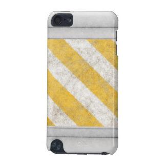Hazard Stripes Warning Pattern iPod Touch (5th Generation) Case