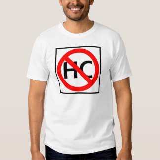 Hazardous Cargo Prohibited Highway Sign T-Shirt