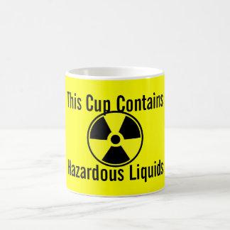 Hazardous Liquidz Coffee Mug