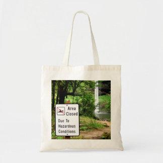 Hazardous Paradise Tote Bag