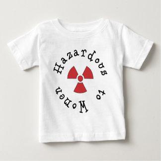Hazardous to Women Baby T-Shirt