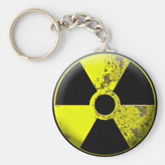 Hazardous Waste Keychain