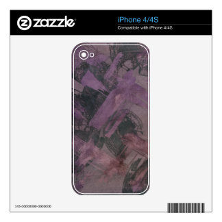 Haze I Skins For The iPhone 4S