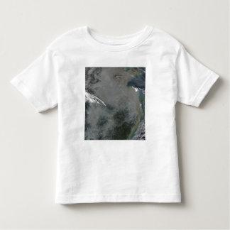 Haze over eastern China Toddler T-shirt