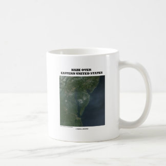 Haze Over Eastern United States (Picture Earth) Coffee Mug