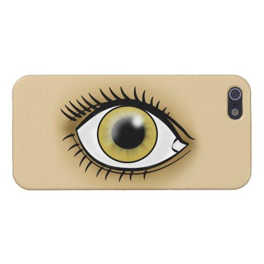 Hazel Eye icon Case For iPhone SE/5/5s